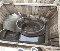 أعمال مكثفة للصرف الصحى ومياه الشرب بالوحدات المحلية لقرى المحلة