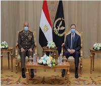 وزير الداخلية: نشارك الأشقاء بالقوات المسلحة في الدفاع عن أمن الوطن