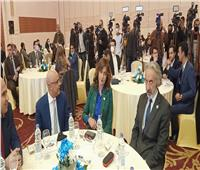 بدء المؤتمر الصحفي لإطلاق الاستراتيجية الوطنية لشباب الدارسين بالخارج