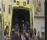 إصابة 3 أشخاص في حادثين منفصلين بالإسماعيلية