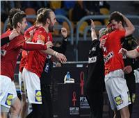 الدنمارك بطلا لكأس العالم لكرة اليد بعد الفوز على السويد