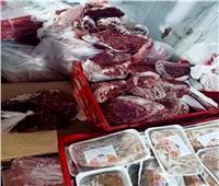 ضبط 75 كيلو لحوم فاسدة داخل مطعم شهير في طنطا