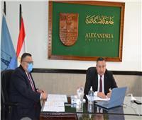 عقد امتحانات الفصل الدراسي الأول بجامعة الإسكندرية بعد 20 فبراير