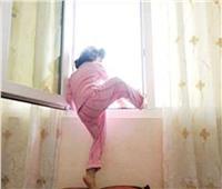 النيابة تطلب التحريات حول سبب سقوط طفلة من الطابق الثالث في كرداسة