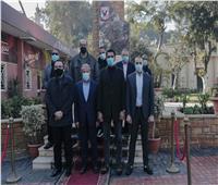 مجلس الأهلي يحيي الذكرى التاسعة لـ«شهداء مذبحة بورسعيد»