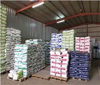 الزراعة: ضبط 500 طن أعلاف ومصنع غير مرخص بالشرقية