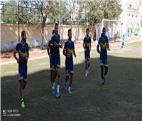 المنيا يختتم تدريباته استعدادًا لمواجهة التليفونات بكأس مصر غدًا