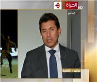 وزير الشباب والرياضة: نقوم بإعداد المنتخبات الوطنية للمنافسة على البطولات