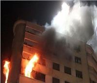 السيطرة على حريق شقة سكنية بالعياط دون إصابات