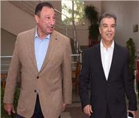 طارق ذياب: الأهلي مثل ريال مدريد.. والخطيب «متربي»في القلعة الحمراء