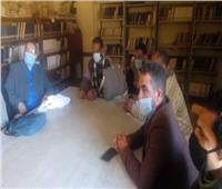 ثقافة المنيا تناقش «الأدب والكوارث»