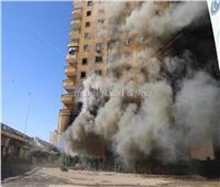 بعد حريق عمارة كرداسة.. محافظ السويس يوجه بغلق المخازن أسفل العقارات
