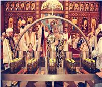 تعرف علي استخدامات «الميرون» المقدس في الكنائس
