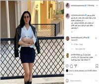 ميريهان حسين تثير الجدل برسالة غامضة