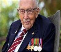 وفاة المحارب البريطاني توم مور متأثرا بكورونا