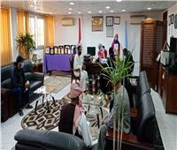 حملات مكثفة لتحديد جودة الخدمات المقدمة للمواطنين بـ«سفاجا»