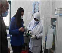 هشام آمنة: طفرة كبيرة فى الخدمات الطبية الموجهة للمواطن البحراوى