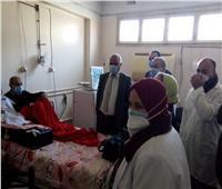 صحة الغربية: تشكيل لجان تفتيش لمتابعة سير العمل بمستشفيات العمل