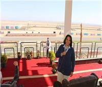 نائبة وزير السياحة: سباق الهجن إضافة رائعة في مصر