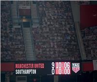 بـ«تساعية» ساوثهامبتون.. مانشستر يونايتد يكرر إنجازا تاريخيا بعد 26 عاما
