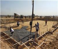 البدء في تنفيذ «مشروع سكن لكل المصريين» في السويس