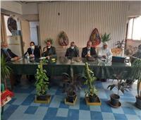 «الزراعة»: لجان للمرور والاطمئنان على حقول القمحبالشرقية