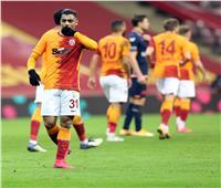 ماذا قال مدرب مصطفى محمد بعد هدفه الأول في الدوري التركي ؟