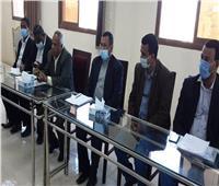 الانتهاء من جلسات الاستماع لمواطني 68 قرية بمركزي كوم أمبو وإدفو