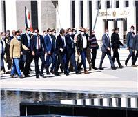مدبولي: تكليف رئاسي بمراعاة كافة المواصفات في إنشاءات العاصمة الإدارية