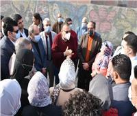 رصف شوارع منيا القمح بالشرقية باستثمارات قدرها 72 مليون جنيه