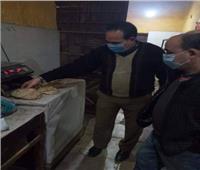تحرير 34 مخالفة تموينية في مركز ملوى بالمنيا