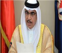 وزير الداخلية البحريني يستقبل كبير مستشاري الدفاع للشرق الأوسط بالمملكة المتحدة