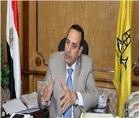 محافظ شمال سيناء يلتقي لجنة وزارة الشباب لمتابعة المنشآت الرياضية