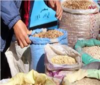 فيديو| تجار الغلال بالساحل: «الأسعار رخيصة بس فين الزبون؟»