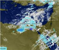 الأرصاد: أمطار غزيرة على البحر الأحمر وخليج السويس حتى منتصف الليل