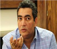 أحمد مجاهد: أنا أهلاوي.. ومحمد الشناوي «ابني»