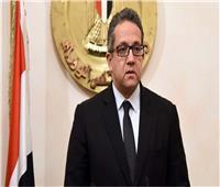 العناني: مصر مظلومة سياحيا.. ودخل الاآثار صفر منذ مارس