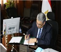 شاكر: مصر تقدمت 68 مركزا في التصنيف العالمي للحصول على الكهرباء