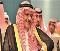 وفاة الأمير السعودي مشهور بن مساعد