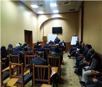 «البحوث الإسلامية» يبدأ سلسلة لقاءات توعية للعاملين بالسكك الحديدية