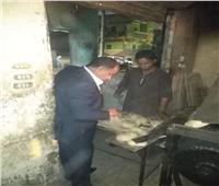 ضبط وتحرير 577 محضر تمويني في حملات تفتيشية بأسيوط