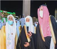 أمير منطقة المدينة المنورة يُدشن مقر المعرض الدولي للسيرة النبوية