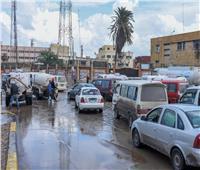 أمطار متقطعة بالإسكندرية.. والمحافظة تعلن الطوارئ| فيديو