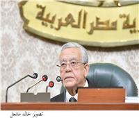 رئيس البرلمان يرفض «الإنجليزي» في حديث النواب.. ويحذف كلمتين من المضبطة