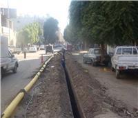 محافظ أسوان : الانتهاء من توصيل الغاز الطبيعيلـ64 ألف مواطن