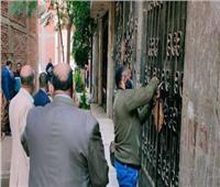 تحرير 119 محضرًا بسبب الكمامات وغلق 5 «سناتر» للدروس بني سويف