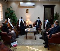 أشرف صبحي يلتقي أعضاء مجالس إدارات بعض مراكز شباب شمال سيناء