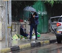 أمطار وعواصف.. الطقس السيئ يضرب الإسكندرية