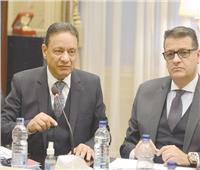 رئيس «الأعلى للإعلام» فتْح قنوات تواصل مع البرلمانات الدولية لتصحيح الشائعات