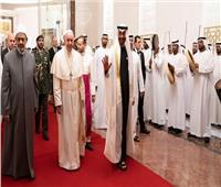 ولي عهد أبوظبي يجري اتصالين هاتفيين مع شيخ الأزهر وبابا الفاتيكان